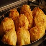 Похлёбка картофельная с клёцками