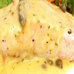 Рыбный салат под соусом «Пряный уксус»