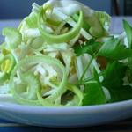 Готовим салаты из сельдерея
