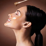 Использование мёда в масках