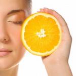Маски из апельсинов