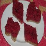 Бутерброды с икрой из свеклы