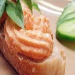 Бутерброды с икрой из сладкого перца