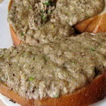 Бутерброды с консервированной рыбой