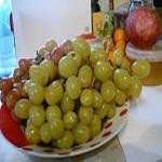 Виноград моченый