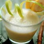 Лимонно-молочный напиток
