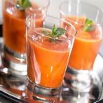 Морковный напиток с рассолом