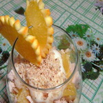Салат – коктейль банановый