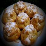 Сладкие пирожки с орехами
