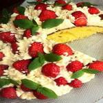 Торт – пирог «Полянка»