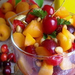 Салат – коктейль из фруктового ассорти