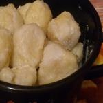 Ленивые вареники с картофелем