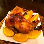 Курица в медово – горчичной панировке