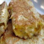 Завтрак «Сыр в лаваше»