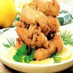 Рыба в кляре из картофеля