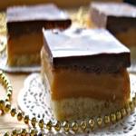 Торт «Твикс»