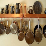 Жир с кухонной посуды
