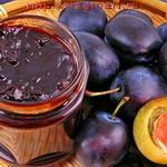 Сливы и вишни для варки варенья