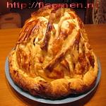Высокие, многослойные пироги