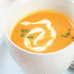 Морковный суп-пюре с овощами