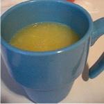 Лимонно – медовый кисель
